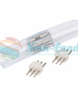 Муфта соединительная для дюралайта LED 3W ∅13мм