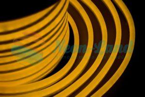Гибкий Неон LED  - желтый