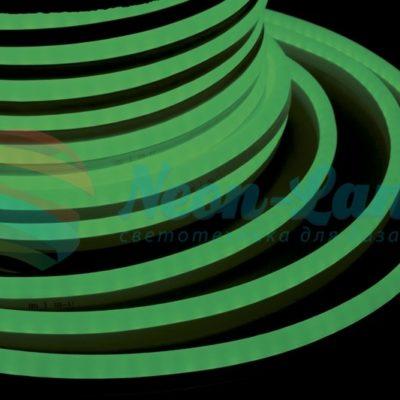 Гибкий Неон LED 360 - зеленый