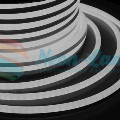 Гибкий Неон LED 360 - белый