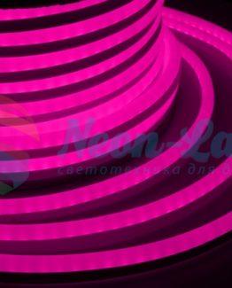 Гибкий Неон LED 360 - розовый