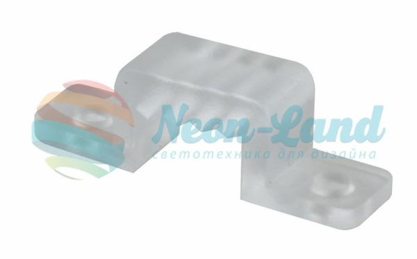 Монтажная клипса для LED ленты 220В SMD 3528