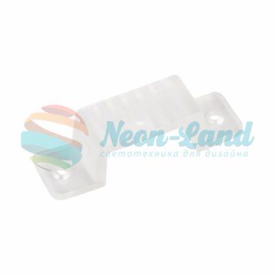 Монтажная клипса для LED ленты 220В SMD 5050 RGB