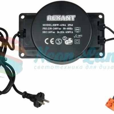 Трансформатор  220-24V  630 Вт  NEON-NIGHT