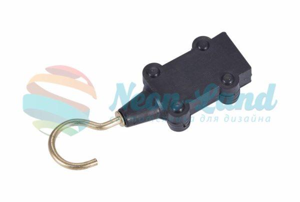 Заглушка с крюком для двухжильного кабеля Belt-light