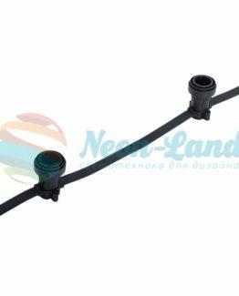 Belt-Light  2 жилы  шаг 40 см  патроны e27 влагостойкая IP54