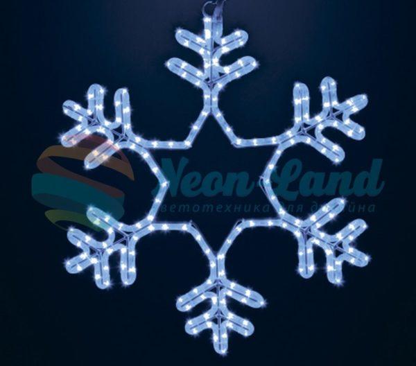 "Фигура ""Снежинка"" LED Светодиодная"