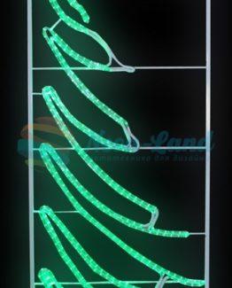 """Фигура световая """"Елочка""""  размер 200*68см  NEON-NIGHT"""