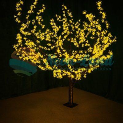 "Светодиодное дерево ""Сакура"" высота 1"