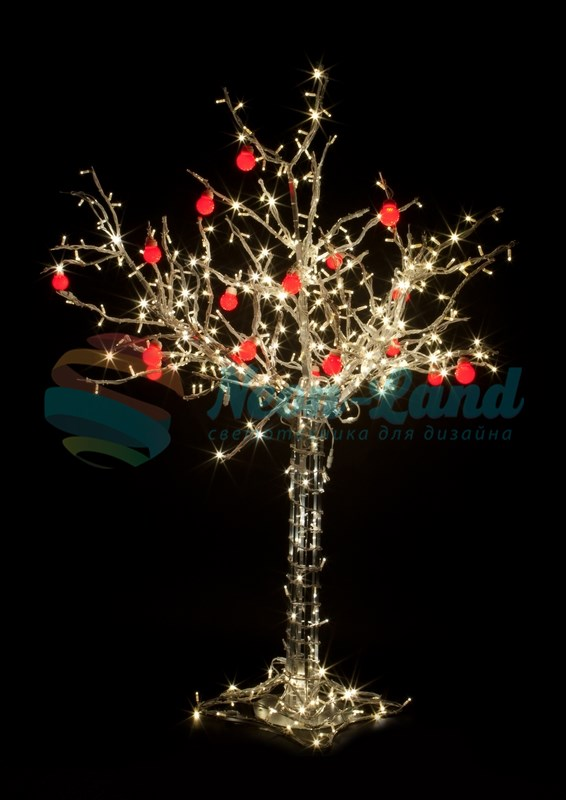 "Светодиодное дерево ""Яблоня"""