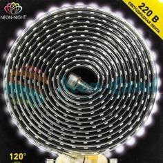 Светодиодные ленты 220 В (блистер)