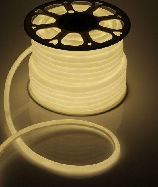 Гибкий неон круглый D 16 мм