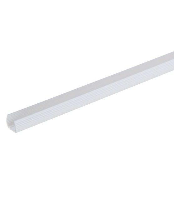Короб монтажный для гибкого неона 15 х 25 мм