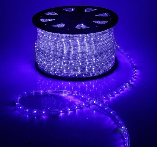 LED шнур 13 мм