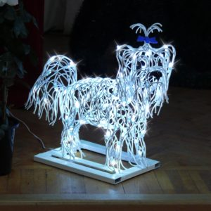 Световая фигура «Собачка»