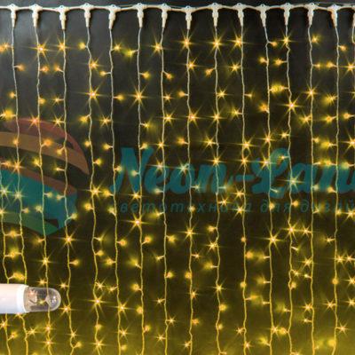 Светодиодная бахрома Rich LED 3х0.5 м постоянного свечения