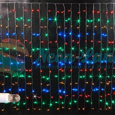 Светодиодный занавес Rich LED мерцающий