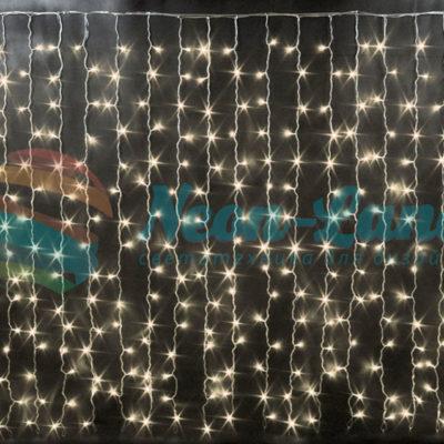 Световой дождь Rich LED облегченный