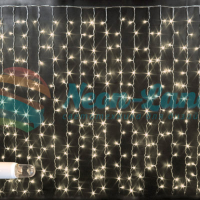 Светодиодная бахрома Rich LED 3x0.9 м IP65