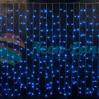 Световой занавес Rich LED облегченный
