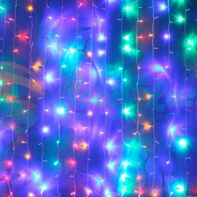 Светодиодный занавес Rich LED ПОЛНЫЙ ФЛЭШ 2*1.5