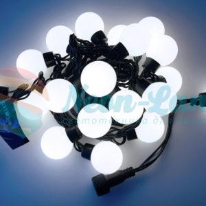 Светодиодная гирлянда Большие Шарики Rich LED