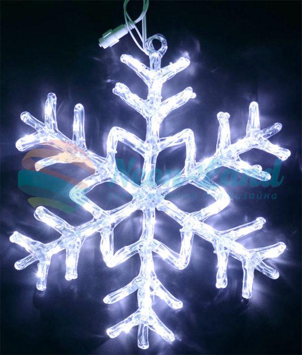 Снежинка Лёд светодиодная Rich LED