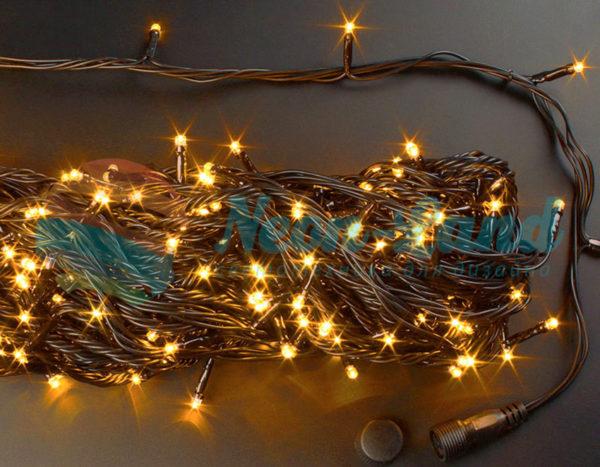 Светодиодная гирлянда Rich LED Нить 20 м