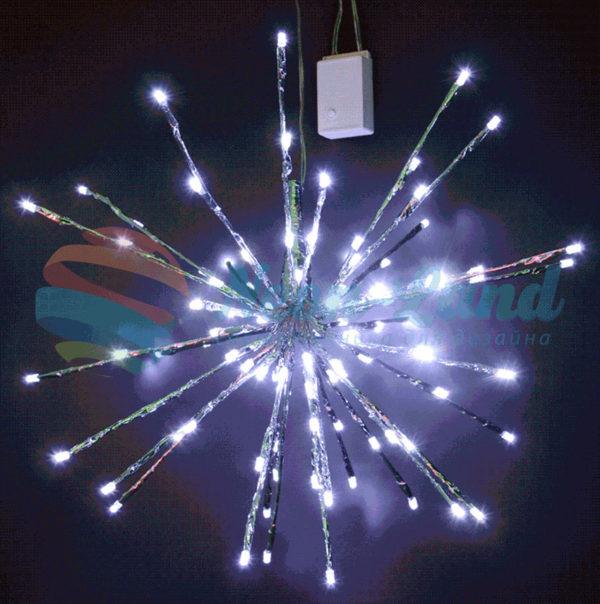 Светодиодный ёжик-трансформер Rich LED с контроллером
