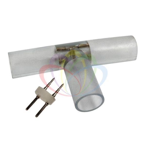 Муфта T - коннектор для дюралайта LED 2W ∅13мм