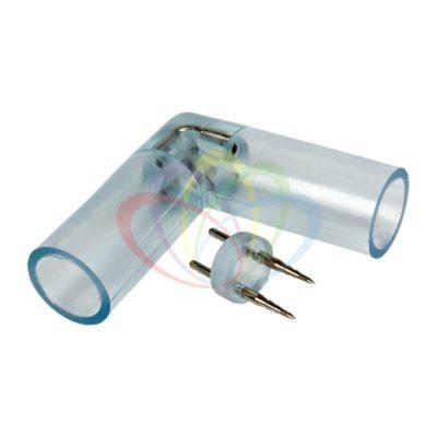 Муфта L - коннектор для дюралайта LED 2W ∅13мм