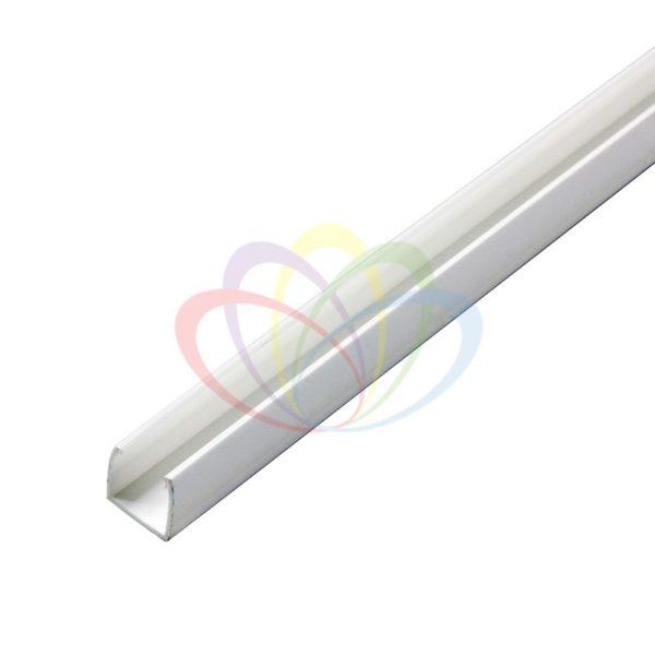Короб пластиковый для гибкого неона 15х26мм