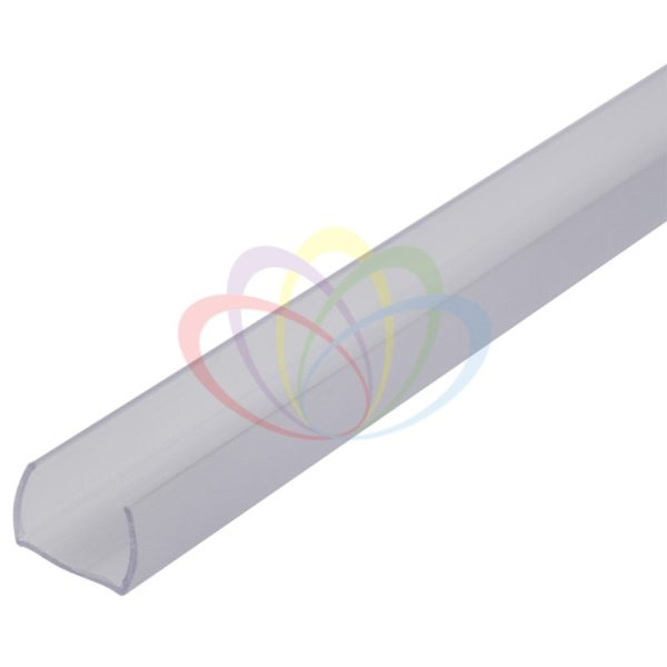 Короб пластиковый для гибкого неона 12х12мм