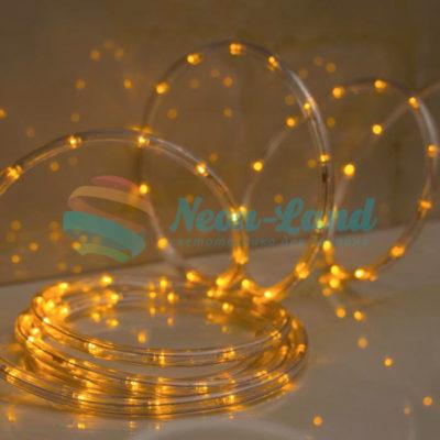 LED шнур 10 мм
