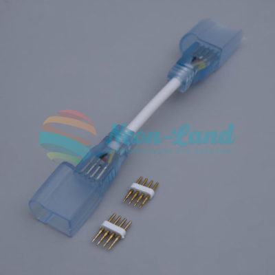 Коннектор для неона 15 х 25 мм