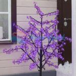 220V Фиолетовый