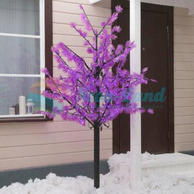 "Дерево светодиодное улич. 2 м. ""Клён"" 900Led"