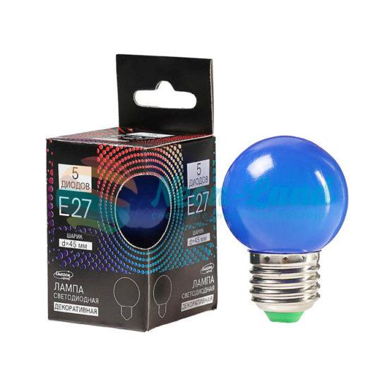Лампа светодиодная декоративная Luazon Lighting