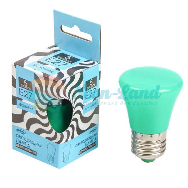 Лампа светодиодная декоративная Luazon