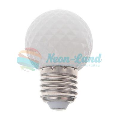 Лампа светодиодная декоративная «Шарик»