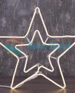 """Фигура из неона """"Звезда"""""""