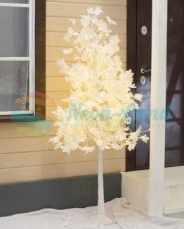 """Дерево светодиодное """"Клён белый"""""""