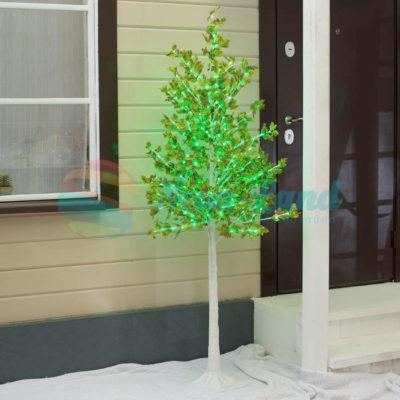 """Дерево светодиодное """"Клён зеленый"""""""