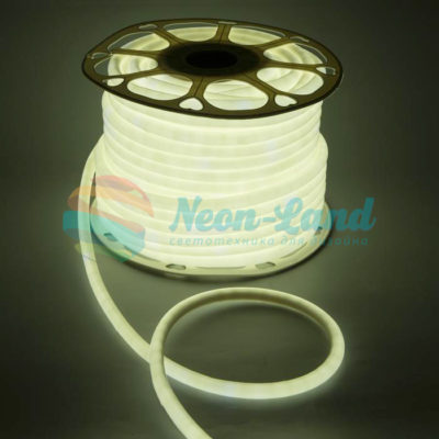 Гибкий неон круглый D 10 мм