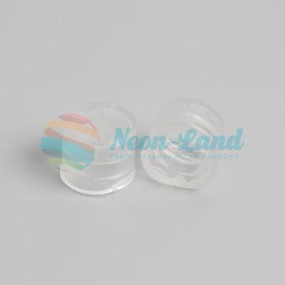 Заглушка для неона D 10 мм