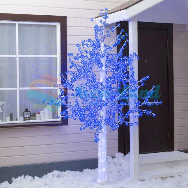 Дерево светодиодное улич. 2