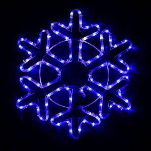 Снежинки светодиодные