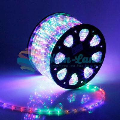 LED шнур 11 мм