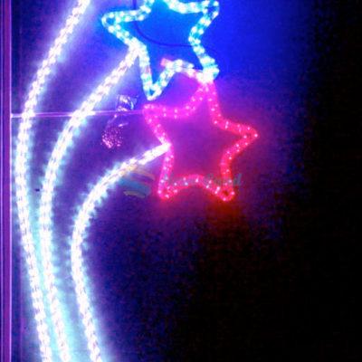 Светодиодная консоль Звезды Rich LED