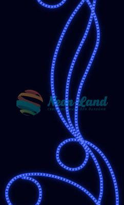 Светодиодная консоль Лоза синяя